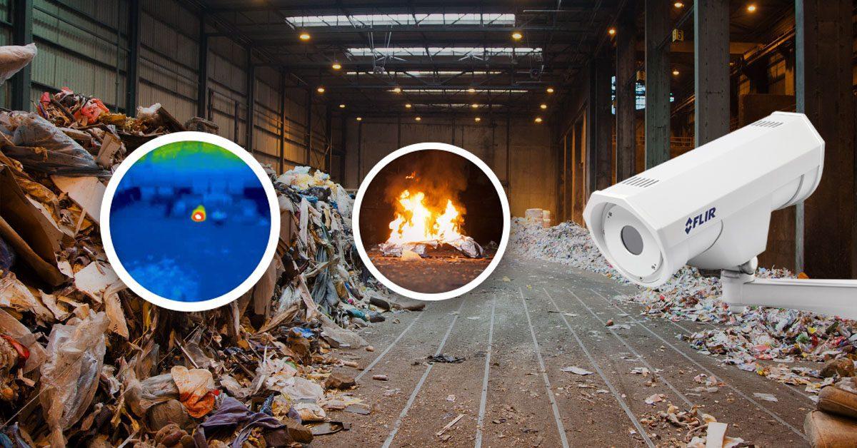 thermische-camera-branddetectie-afvalbranche-broeidetectie