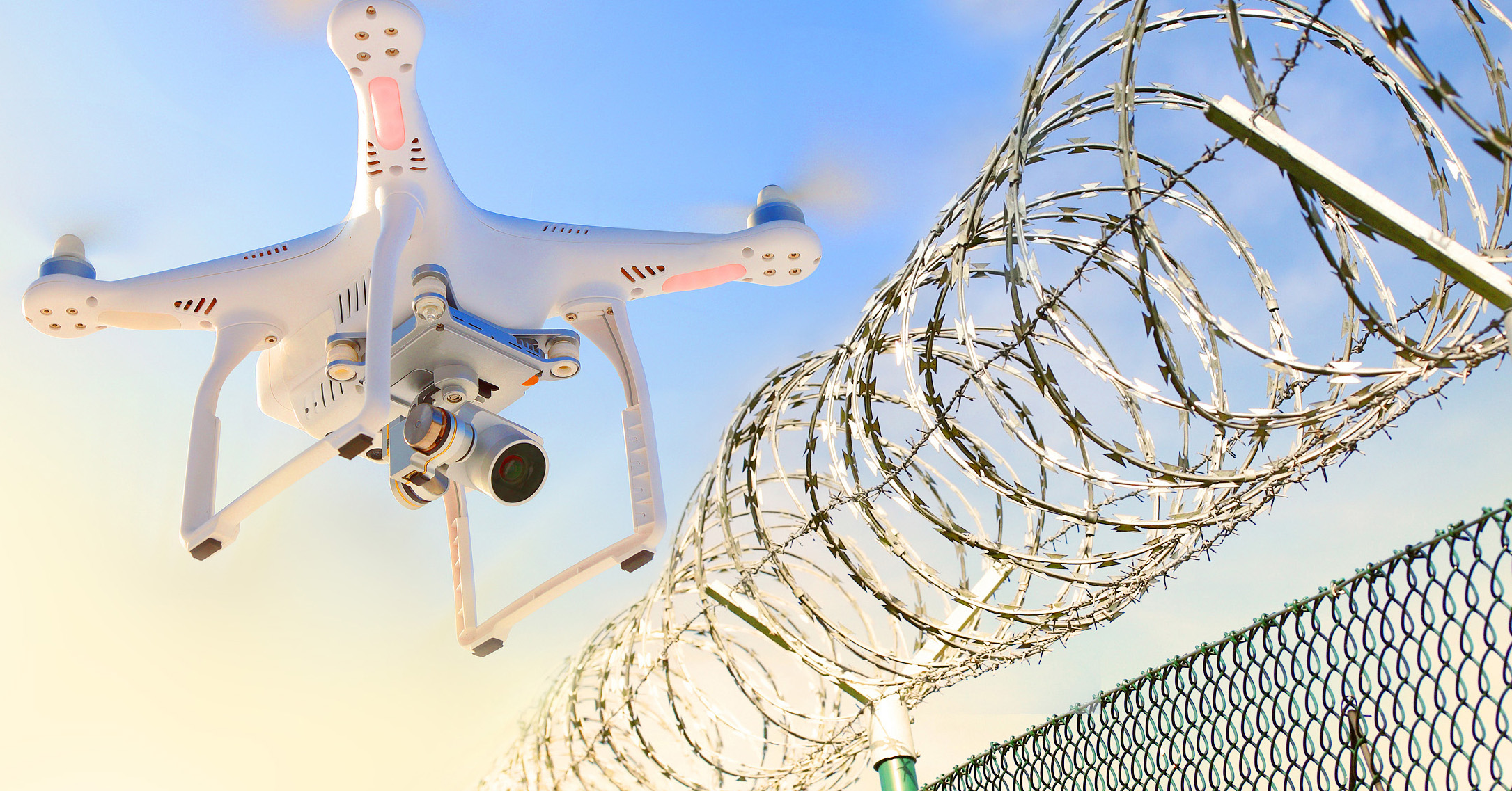 Drones in beveiligingswereld