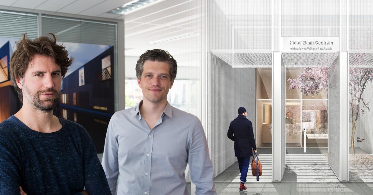 Pieter Baan Centrum veilig ontwerp