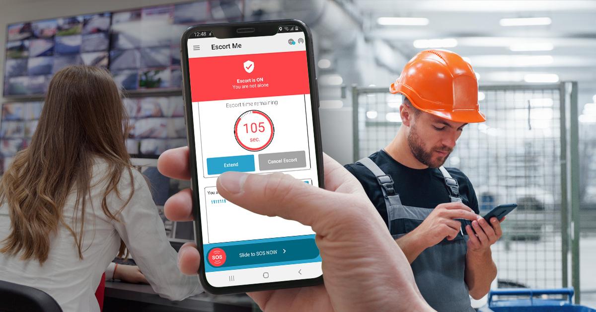 Intelligent Unlock: veilig alleen werken