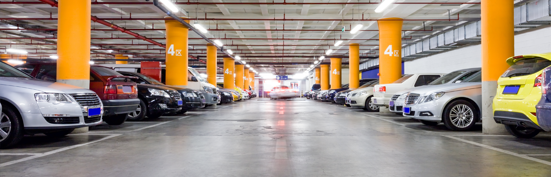 Parkeer- en bezoekersbeheer multi-tenant gebouwen