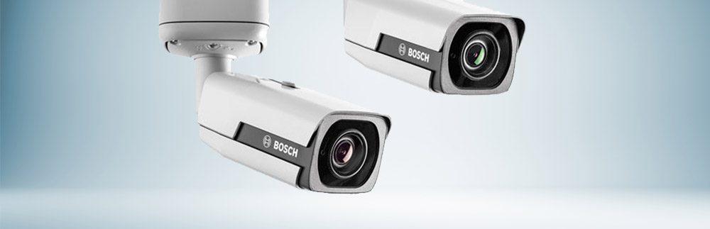 Nieuwe Bosch bullet camera